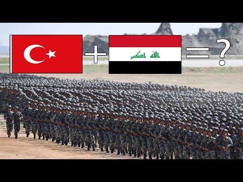 Türkiye ve Irak TEK DEVLET Olsaydı?