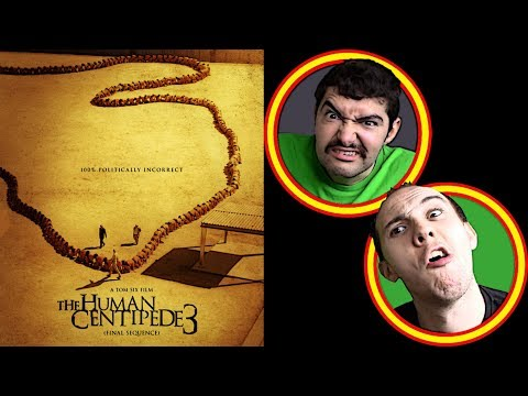 The Human Centipede 3 (REACTION & review)