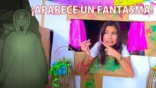 24 HORAS EN UNA CAJA DE CARTÓN | TV Ana Emilia