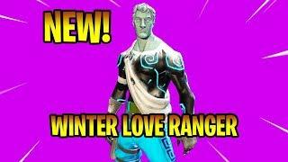 *NEW* Leaked LOVE RANGER (WINTER) Skin Fortnite Battle Royale