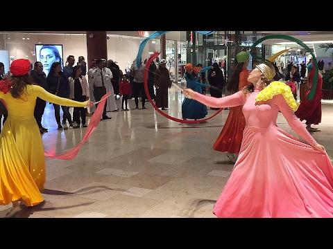 Festival Dance I Qatar Shopping Festival I Mall of Qatar I Qatar