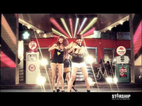 씨스타(SISTAR)- Push Push Music Video