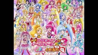 Precure All Star NewStage 3 OST - Brilliantly! Pretty Cure All Star