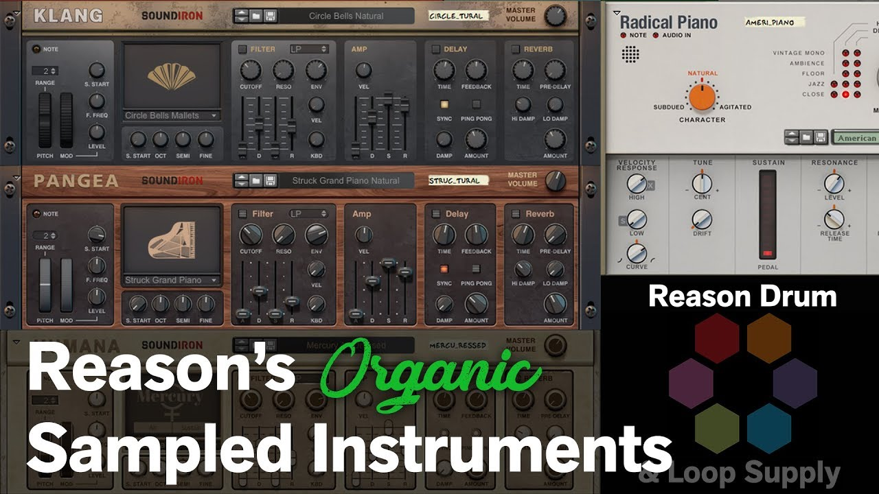 Reason 10 | Direct Download | Shop | Propellerhead