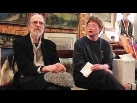 Robert Crumb - FULL INTERVIEW