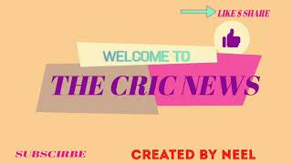 The Cric News Promo Video Cricket daily news