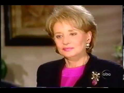 Barbara Walters interviews Elton John on Death of Princess Diana 1997)   2