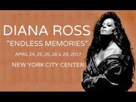 Diana Ross Endless Memories At New York City Center 2017 (Full Concert)