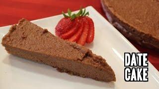 Date Cake (gluten/dairy Free & Vegan!)