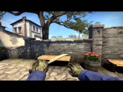 CS:GO Driver Gloves | Diamondback Battle-Scarred SHOWCASE by _NiVes_