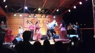 Parno Graszt koncert Kobuci kert