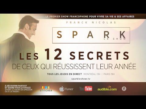12 caractéristiques des grands succès - SPARK LE SHOW