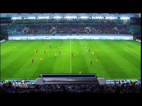 Футбол  Лига чемпионов  ЦСКА Москва   Спарта Прага 28 07 2015 cut