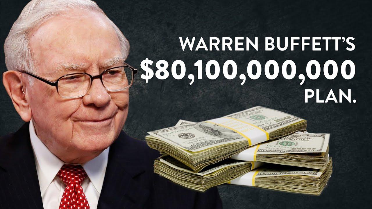 How Is Warren Buffett Spending His $80B Net Worth?