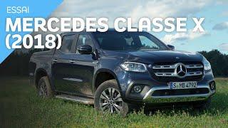 Essai Mercedes Classe X V6 (2018) - Celui Qui Manquait