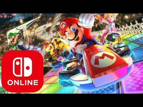 Mario Kart 8 Deluxe W/ Voice Chat (2018-09-21)