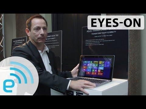 ASUS Transformer Book T300 eyes-on   Engadget at IFA 2013