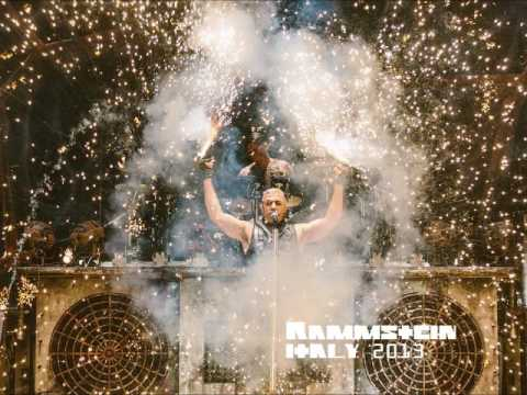 Rammstein Italy 2013 [Audio Only]