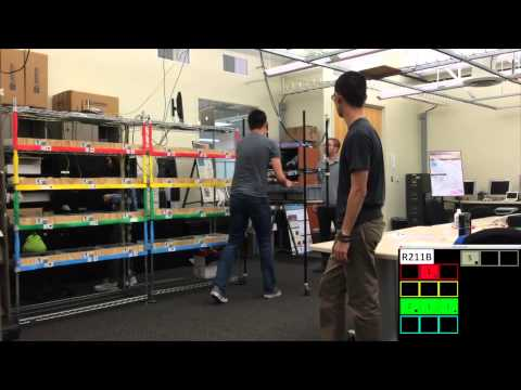 Comparing order picking by HUD, light, paper, and cart mounted display