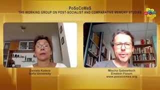 PoSoCoMeS interview #6a: Daniela Koleva, Sofia University