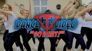 """DANCE VIDEO - """"SOWHAT!"""""""