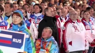 Владимир Путин посетил горную Паралимпийскую деревню