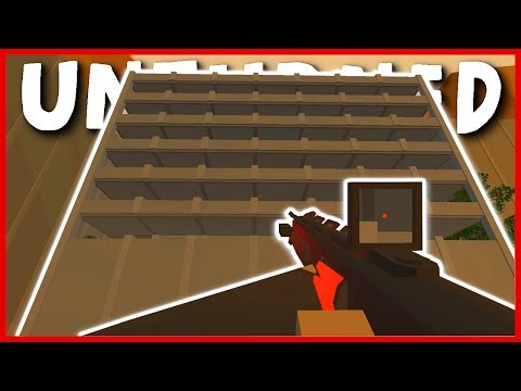 HUGE ABUSIVE ADMIN COMPOUND BASE RAID! 500+ SENTRIES! (Unturned Base Raid) Part #2