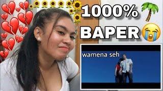 REACTION Wamena Sa Rindu (Offical Video)