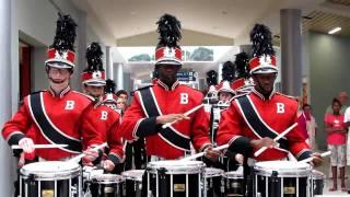 MDB Drumline @ NW FL Beaches Airport Grand Opening! pt. 2 thumbnail