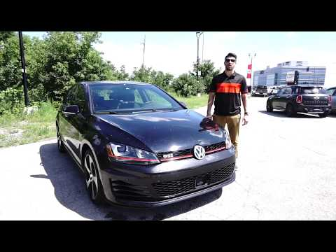 2016 VOLKSWAGEN GOLF GTI | Car Nation Canada DIRECT