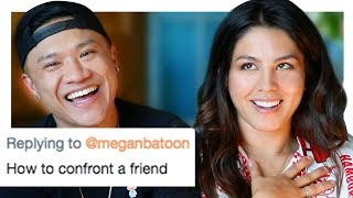 Quick Thoughts on Friendship w/ Timothy DeLaGhetto | MeganBatoon