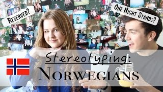 13 NORWEGIAN STEREOTYPES (feat. a Norwegian)