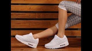 Тестируем кроссовки