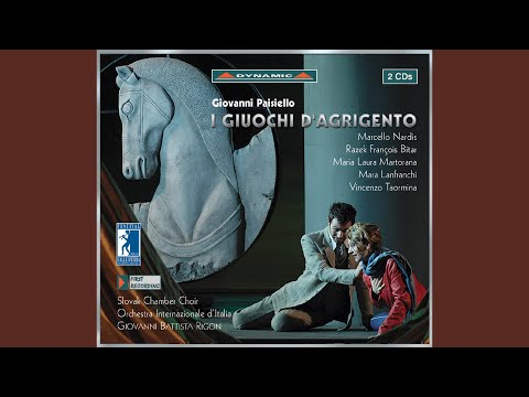 I giuochi d'Agrigento: Sinfonia