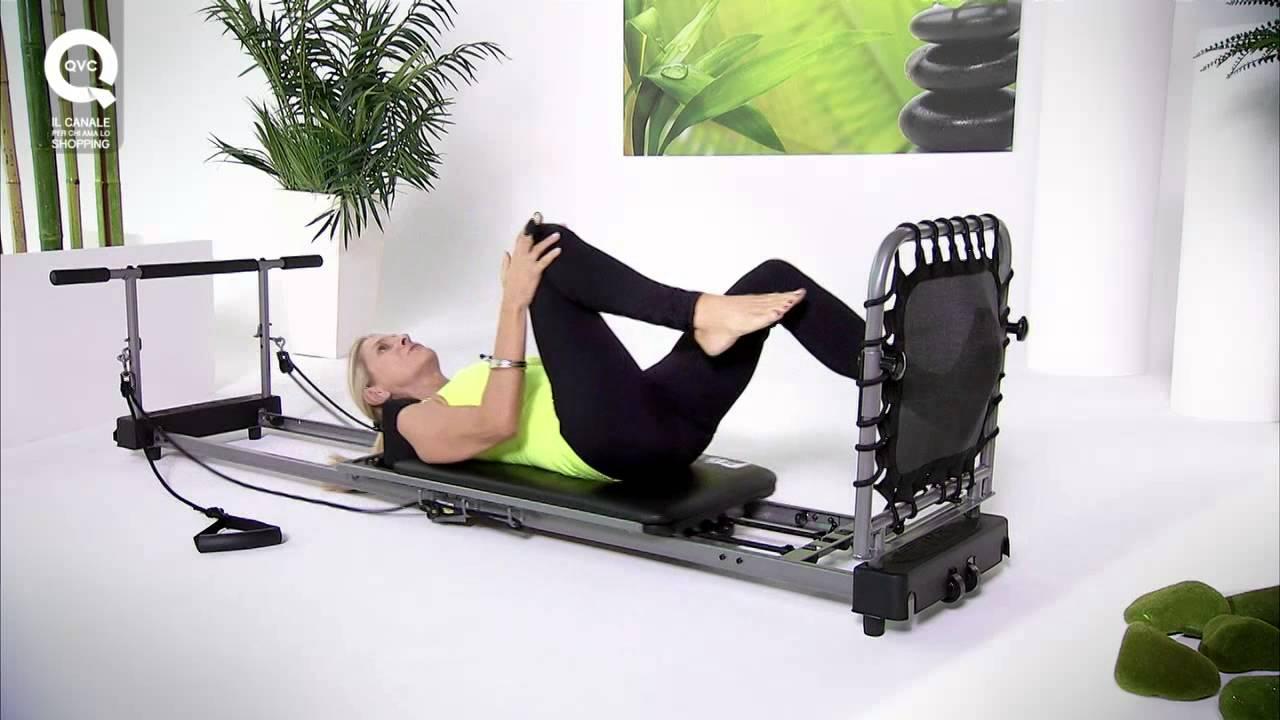 Pilates Saltare Con Aeropilates Presenta Marjolein