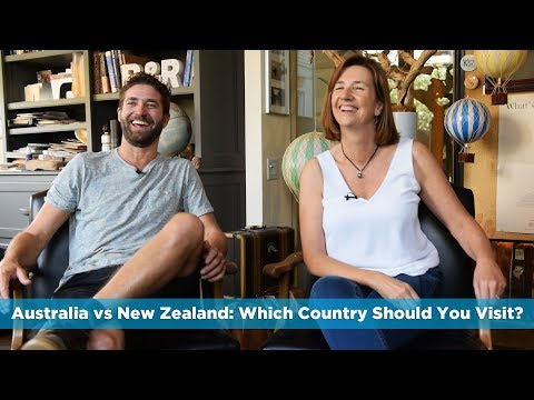 Australia Vs New Zealand | Which Country Should You Visit?