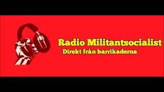 Radio Millitantsocialist - Pizza och gummibjörnar!