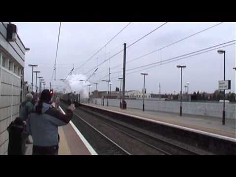 A4 UNION OF SOUTH AFRICA AT HIGH SPEED