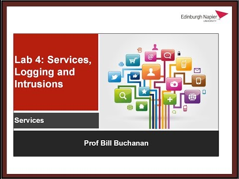 Lab: Services, Logging and Intrusions