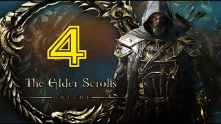 Прохождение The Elder Scrolls Online за КАДЖИТА ЛУЧНИКА #4 (Каджиты варят скуму)