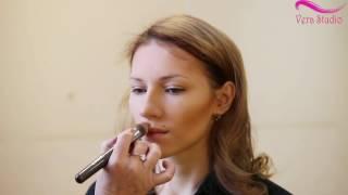 Verastudio урок № 3 Вечерний праздничный макияж с модными тенденциями