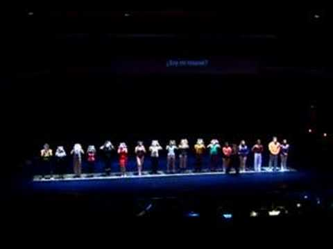 """The Line"" (I Need This Job) from the A Chorus Lin..."