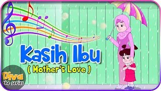 KASIH IBU ( Mother's Love) | Diva bernyanyi | Diva The Series Official