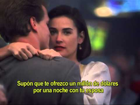 Indecent Proposal 1993 Youtube