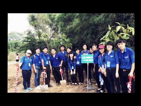 Ngày Hội Học Sinh - Sinh viên trường Cao đẳng y tế Bình Dương- Năm 2016