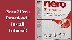 nero 7 free download full version with key |  Ashutosh Computer Solution & Services