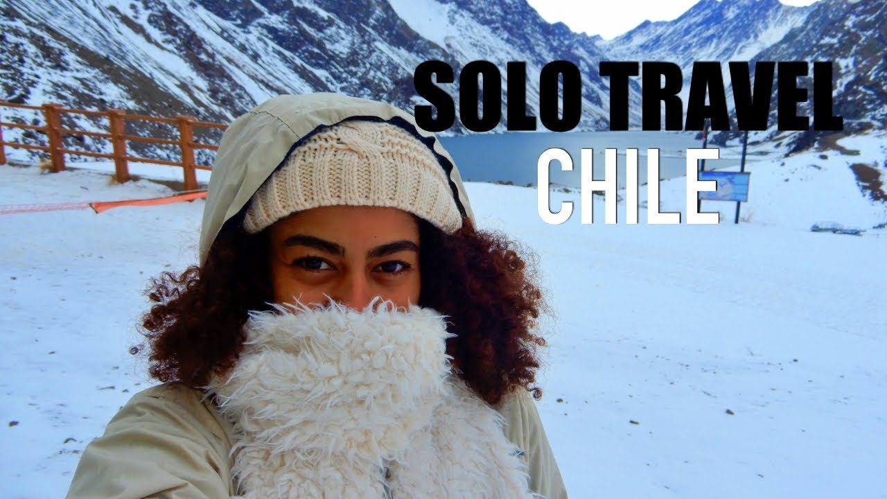 BACKPACKING PELO CHILE | SOLO TRIP