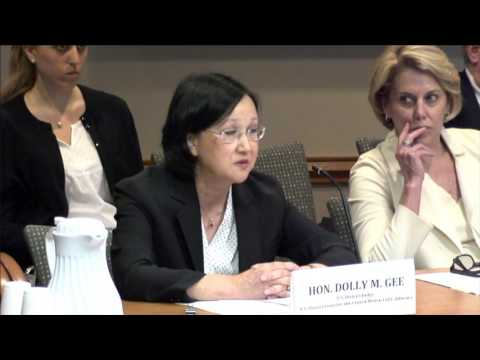 USSC Public Hearing: Alternatives to Incarceration Court Programs & Synthetic Drugs - Panel 2