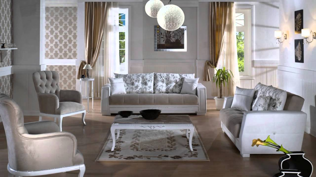 Kristal deluxe living room by istikbal furniture youtube for Liane v living room