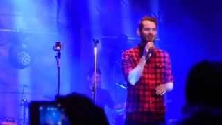 Freunde Bleiben - Revolverheld 2014 Live Hannover ( 26.03.2014 )